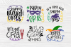 Mardi Gras Quotes | Cut Files for Crafters | Mardi Gras SVG example image 4