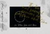 Strings // Handwritten Script Font example image 5