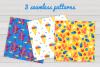 12 Summer Cards & Bonus Patterns example image 4