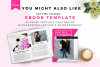 Fashion Blogger Pinterest Templates for Canva example image 9