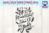 most wonderful time of the year svg, christmas svg, winter example image 2