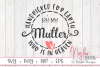 Handpicked for Earth by my Mutter Who is in Heaven SVG example image 1