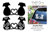 Dog lover SVG / PNG / EPS / DXF files example image 1