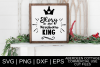 Glory To The Newborn King SVG| PNG | EPS | DXF example image 1