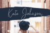 KA Designs Handwritten Font Bundle - 50 Fonts! example image 29