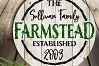 Farmhouse Bundle of 70 SVG DXF Cut Files example image 2