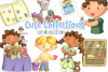 Cute Collections Clip Art example image 1