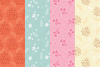 Floral Pattern Collection example image 4