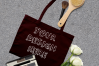 MEGA Bundle|Tote Bag Mockups with White Roses & Makeup Brush example image 7