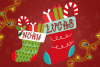 Bright Lights // A Merry Christmas Font example image 4
