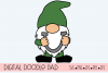 St. Patrick's Day SVG, Leprechaun Gnomes Cut Files example image 3