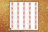 Easter Svg, Easter Bunny Svg, Rustic Bunny Monogram Bundle example image 2