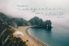 Salt and Sea Calligraphy Font example image 6
