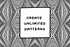 Vector Brushes - Handmade Tribal Style Graphics example image 13