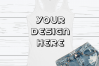 Anvil 6751L Racerback Tank Mockups with Background - 6 example image 7