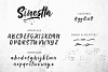 Sinestta Brush Font example image 7