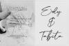 Collega // Handmade Signature Typeface example image 8