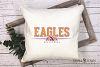 Eagle, Eagle volleyball, Team, logo, PRINT, CUT & DESIGN example image 3