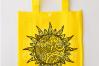 Sun SVG, Zentangle Svg, Summer svg, Mandala svg, Cricut file example image 2