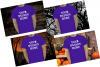 Halloween and Fall Men t-shirt Mockup Bundle, Colored T's example image 2