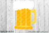 Beer Mug by Digital Doodle Pad example image 1