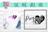 Pregnant AF | Moms | SVG Cutting file example image 1