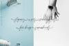 Monica -10 Elegant Font example image 8