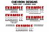 Cheer Tribe - Cheerleader SVG, DXF, AI, EPS, PNG, JPEG example image 2