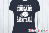 Basketball Bundle #1, svg cut files example image 8