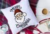 Merry Christmas Santa SVG | Retro Christmas Santa SVG File example image 2