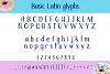 4 Font Mini Bundle - Volume 2 example image 3