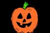 Jack o' lantern Sublimation PNG Digital example image 1