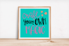 Craft Your Own Magic - SVG Cut File for Cricut and More example image 2