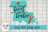Boil Babe Crawfish SVG Cutting Files example image 1