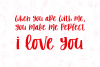 romantic stories - handcraft font - example image 2