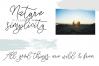 Lakehouse - Fancy Script Font example image 4