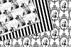 Black and White Alice in Wonderland Graphics example image 5