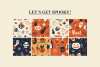 Halloween Rush Pattern Collection example image 4
