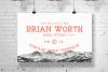 BRIAN WORTH example image 9
