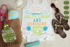 Salty Limes and Sunshine Summer Beach SVG example image 4