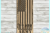 Usa Flag Soldiers Military Stencil Decal SVG DXF EPS PNG PDF example image 3