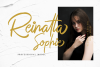 The Rich Jullietta Elegant Script Font example image 3