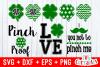 St. Patrick's Day Cut File Bundle example image 26