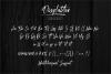 Displatter - Handbrush Font example image 14