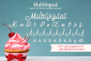 Buttercream Dream - A fancy font duo example image 16