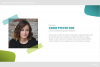 Buble Resume Presentation Templates example image 7