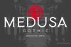 Medusa Gothic example image 1