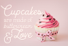 Buttercream Dream - A fancy font duo example image 4