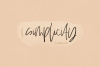 Always - A Handwritten SVG Script Font example image 16