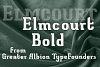 Elmcourt Bold example image 1